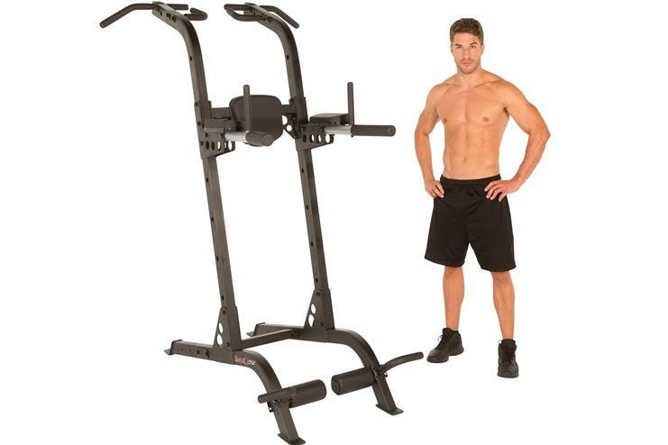 Fitness Reality X-Class High Capacity Multi-Function Power Tower