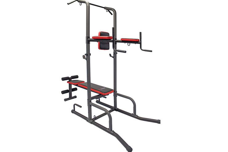 Health Gear CFT2 0 Functional Fitness Gym Style Training Power Tower