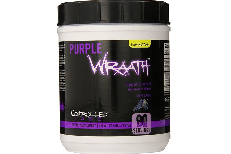 Purple Wraath by Controlled Labs