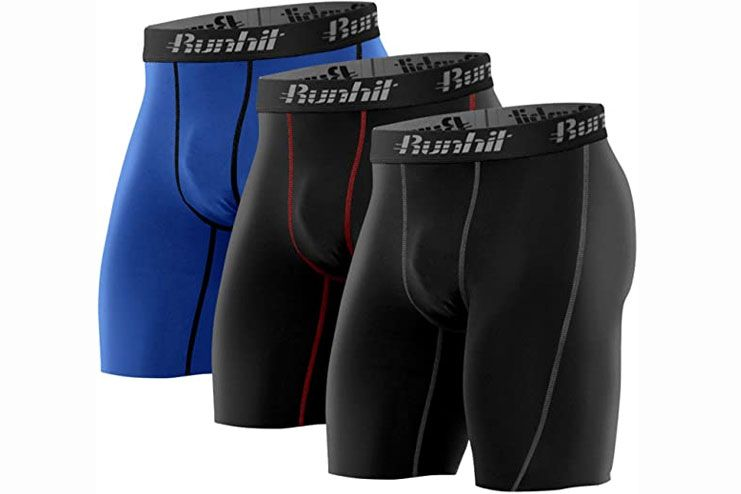 Runhit Compression Shorts for Men