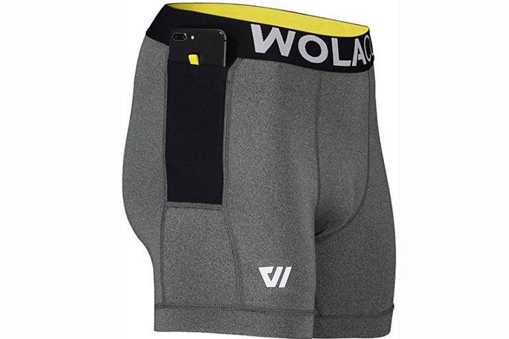 WOLACO North Moore Mens Compression Shorts