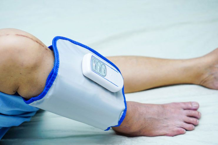 What is an Air Compression Leg Massager
