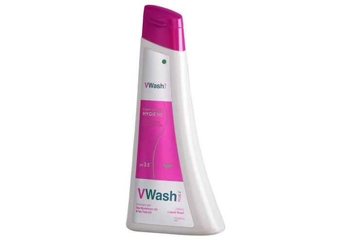 What is an Intimate V-wash