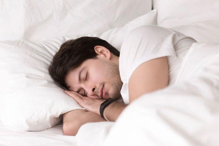 Your sleep pattern will change