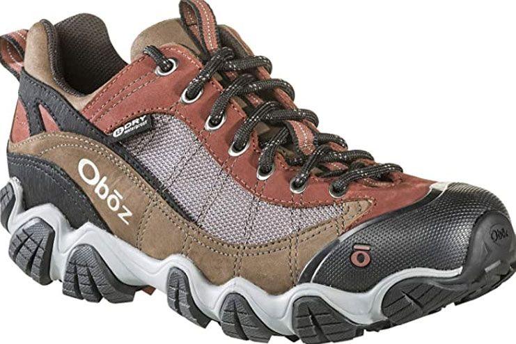 Best for Hiking Oboz Firebrand II