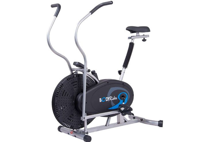 Body Rider Body Flex Sports Upright Exercise Fan Bike