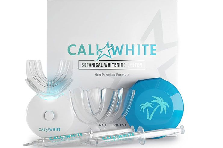 Cali White Deluxe Whitening System