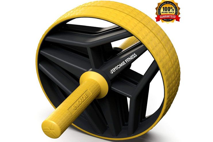 Epitomie Fitness BIO Core Ab Roller Wheel