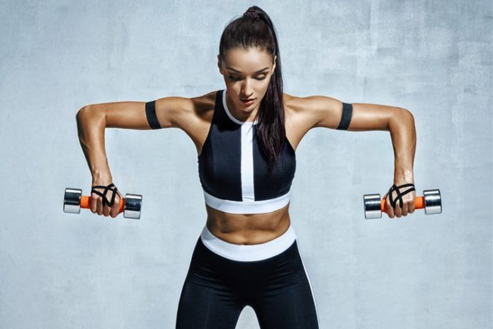 compound dumbbell exercises | Healthspectra