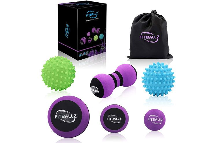 Fitballz Massage Ball Kit