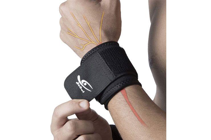 HiRui 2 PACK Wrist Compression Strap and Wrist Brace