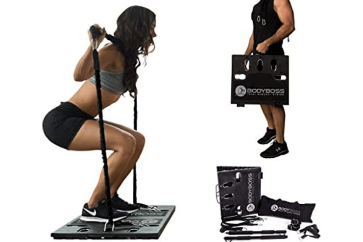 Things to know before buying body boss home gym