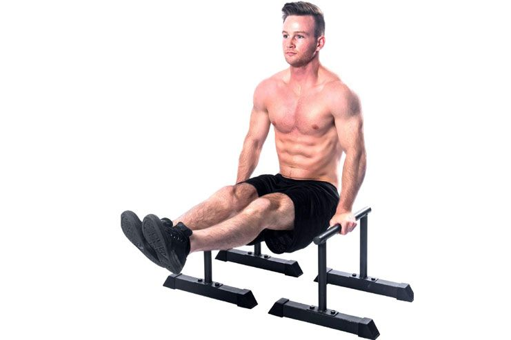 XTEK Gym Parallettes Bars