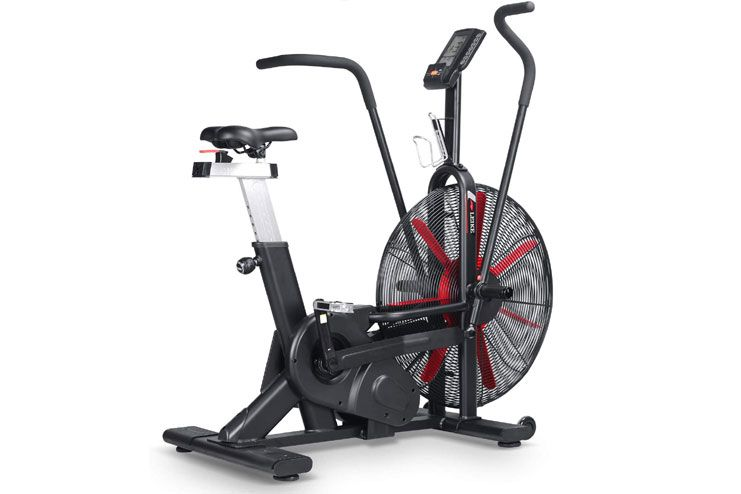 leikefitness Fan Exercise Bike Upright AirBike