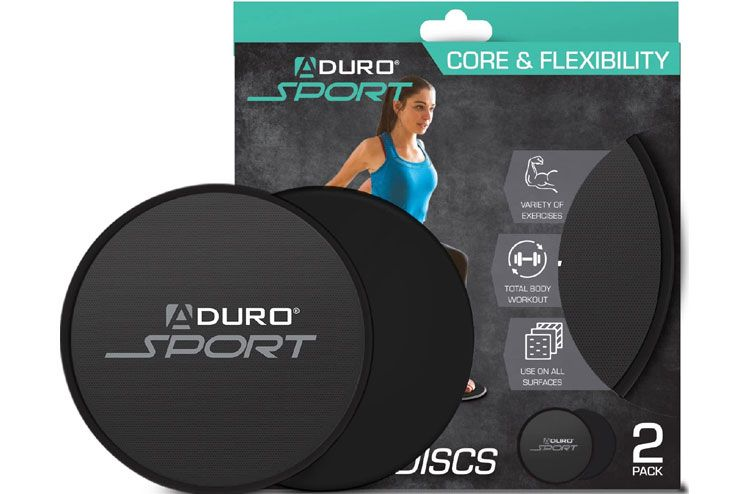 Aduro Sport Exercise Sliders for Fitness Workout