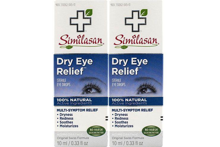 Similasan Dry Eye Relief Eye Drops