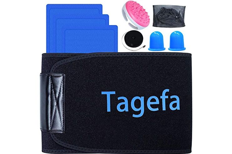 Tagefa Fat Freezing Body Sculpting Waist Trimmer