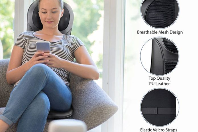 8 Top Selling Massage Chair Pads In 2021