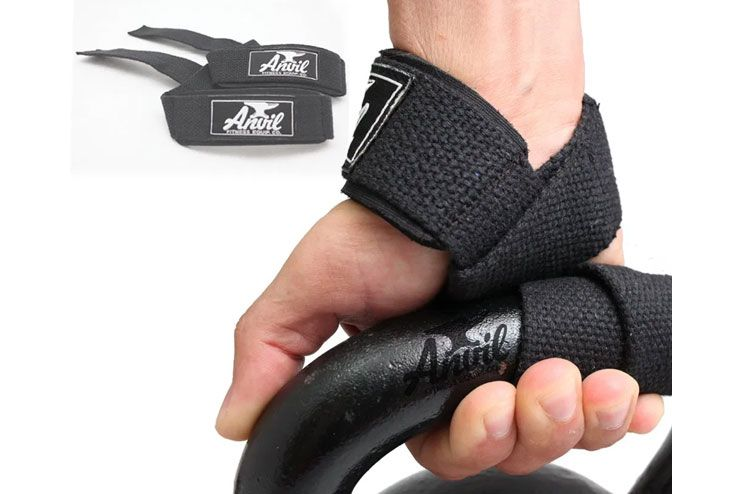 Anvil Fitness The Last Pair of Lifting Straps