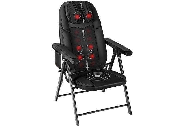 Comfier Portable Folding Massage Chair