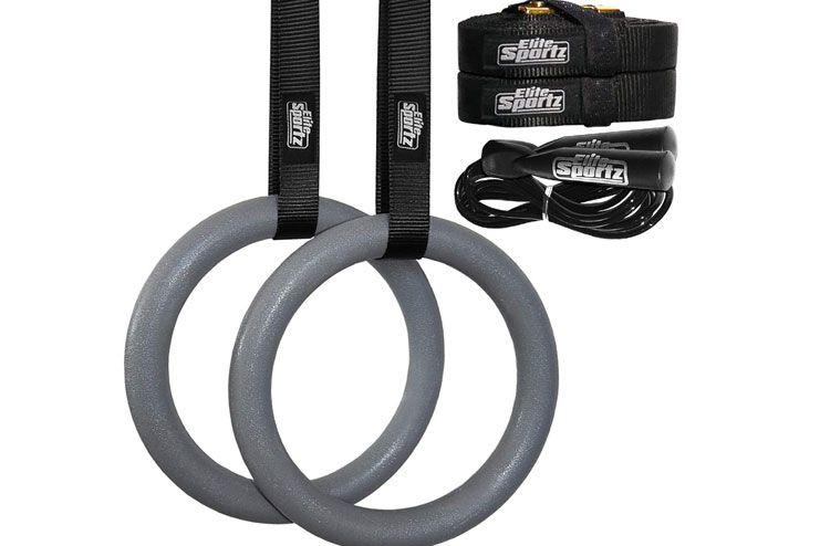 Elite Plastic Gymnastic Rings