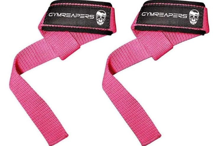 GymReapers Lifting Wrist Straps