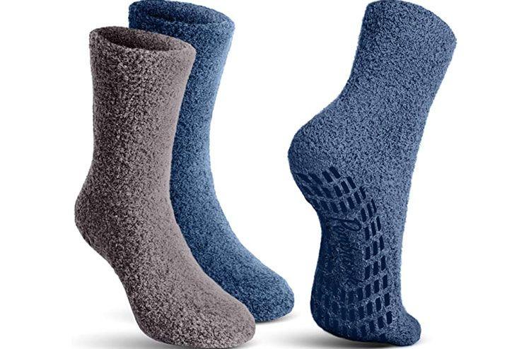 Moisturizing Spa Socks Aloe Infused