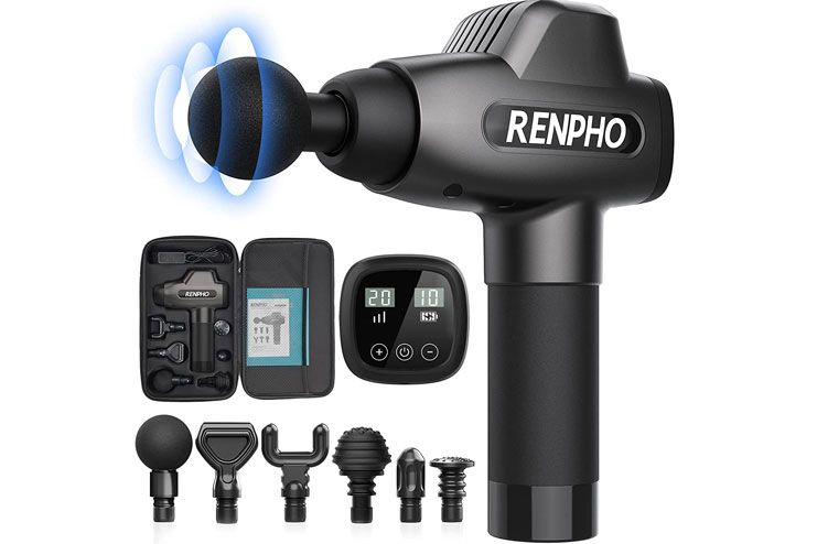 Renpho C3 Deep Tissue Massager for Knots