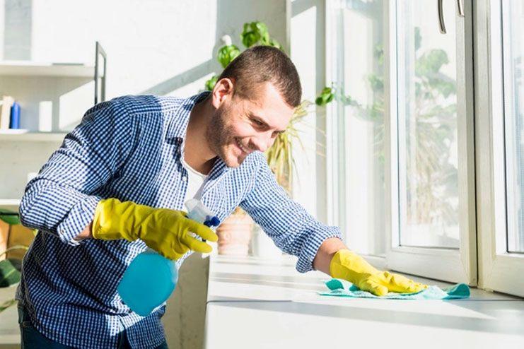 Do a set of household chores