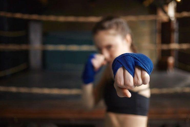 Go for self defense classes