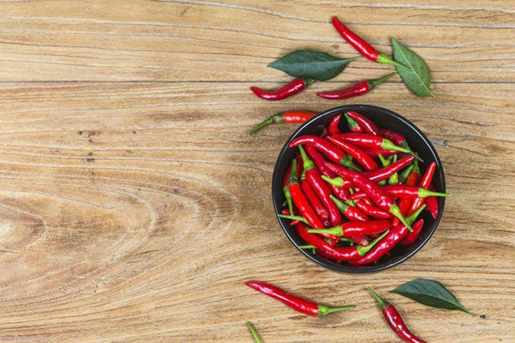 Hot pepper rubs