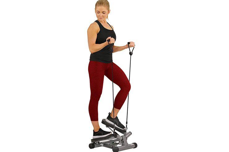 Sunny Health Fitness Mini Stair Stepper