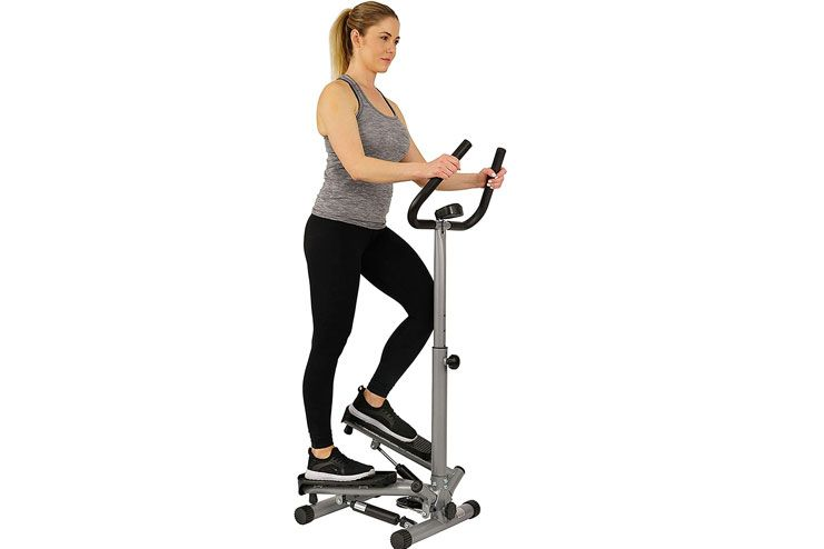 Sunny Health Twister Stepper With Handlebar