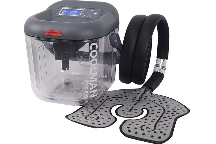 COOLMAN Cold Therapy System Cryotherapy Machine