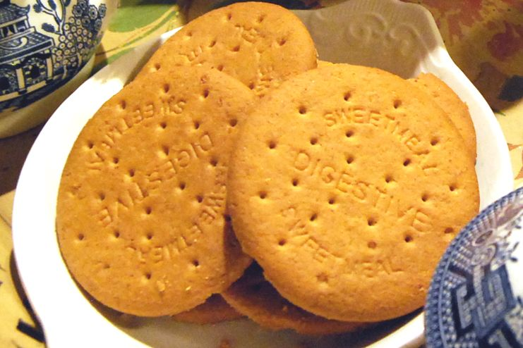 Choose Right Digestive Biscuits