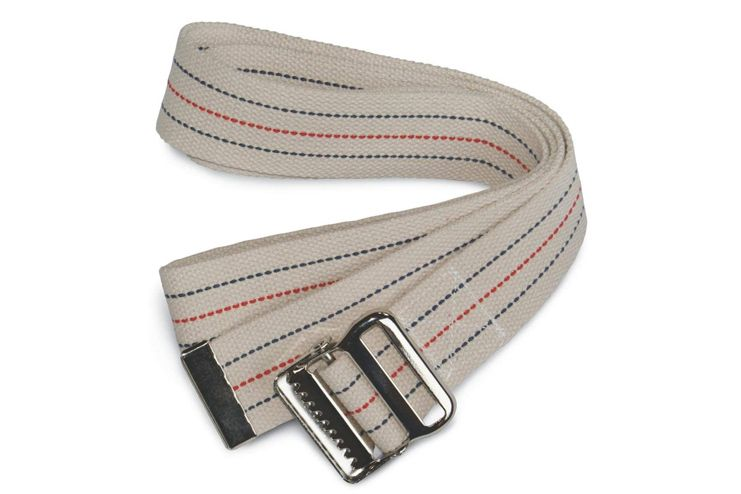 Kinsman Enterprises 80317 Gait Belt with Metal Buckle