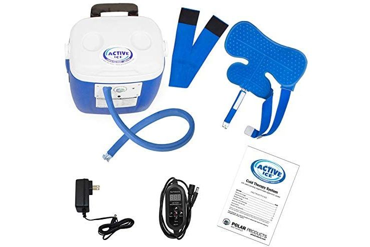 Polar Active Ice 3 0 Cold Therapy Ice Machine System