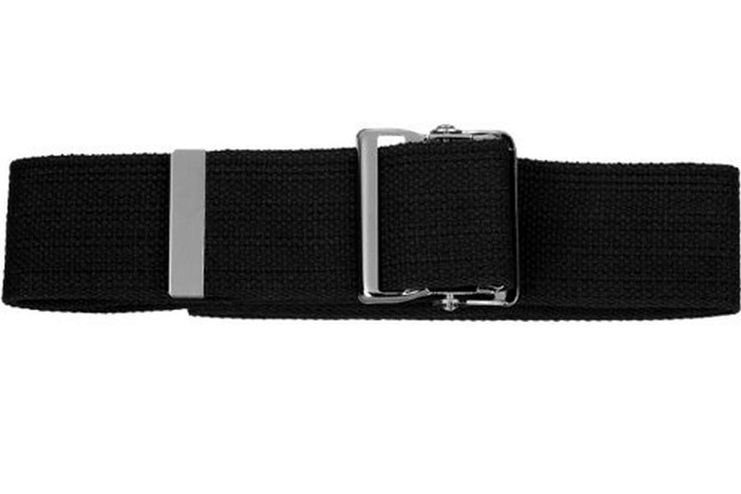 Prestige Medical Cotton Gait Belt with Metal Buckle