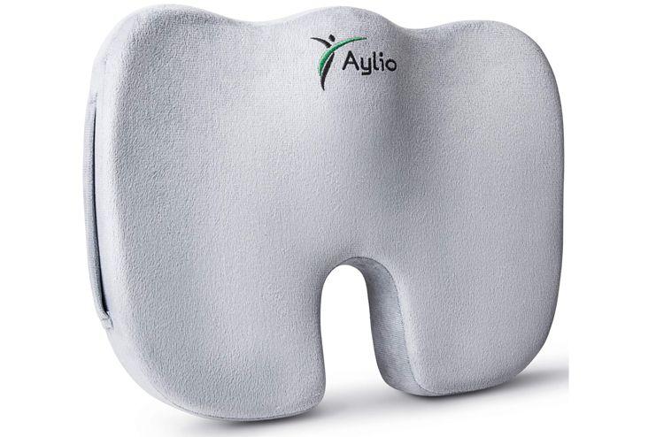 Aylio-Coccyx-Orthopedic-Comfort-Foam-Seat-Cushion