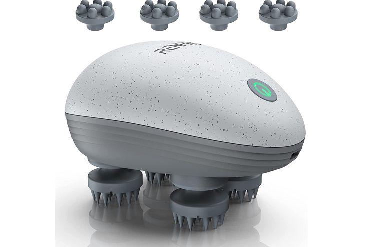Electric Scalp Massager RENPHO Waterproof Portable Head Massager
