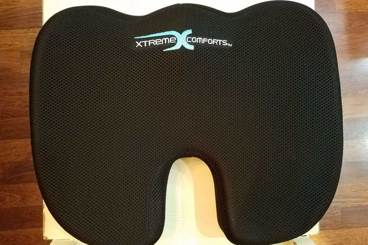 Xtreme-Comforts-Coccyx-Seat-Cushion