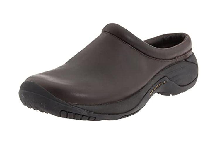Merrell Mens Encore Gust Slip-On Shoes